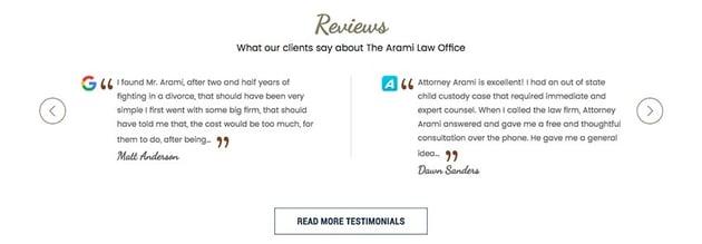 Arami Law Office