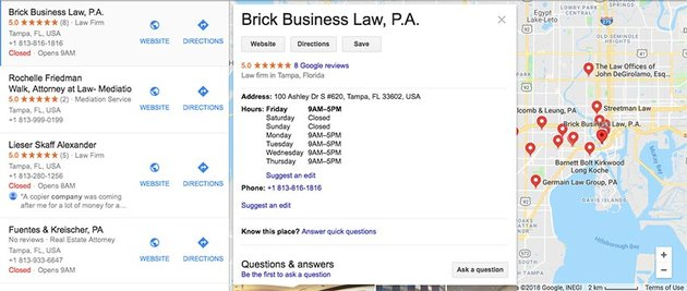 Tampa Corporate Lawyers