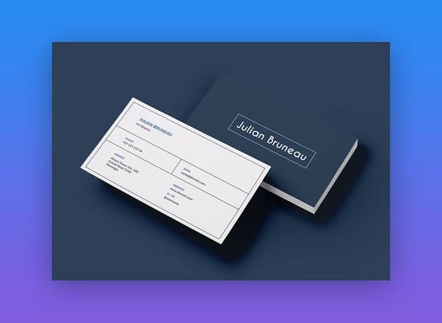 Premium Business Card Template