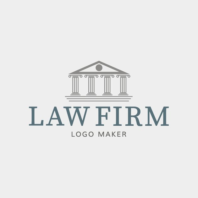 Custom Logo Maker for Law Firms