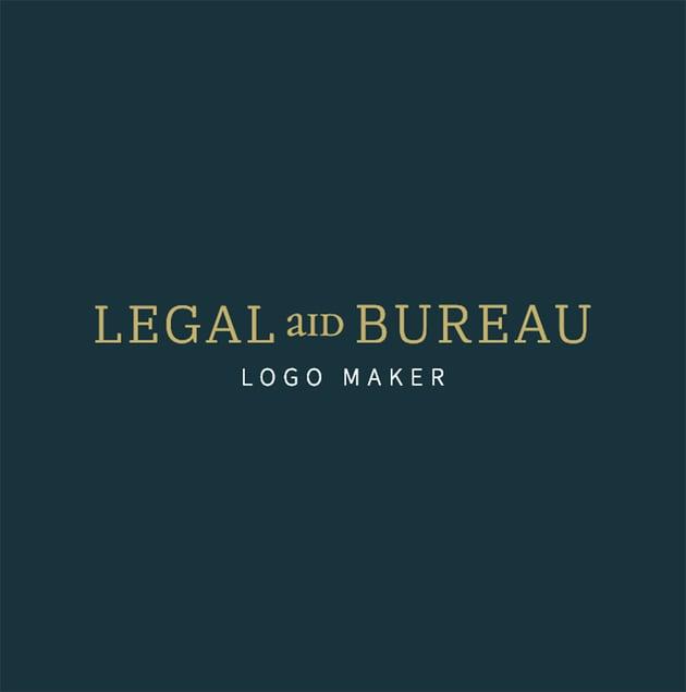 Legal Consultant Online Logo Maker