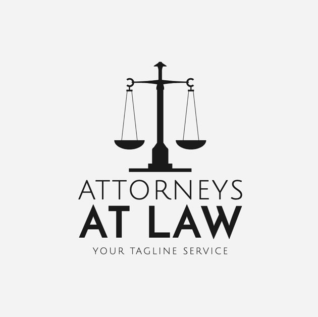 Logo Maker for Attorneys with Scale Icon