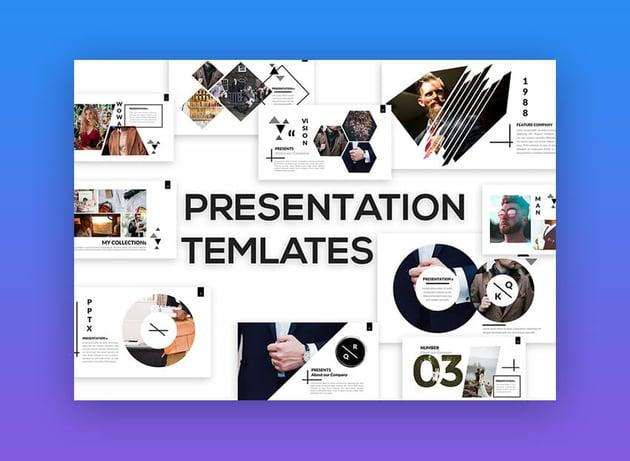 Keynote Presentation - Animated Keynote Template