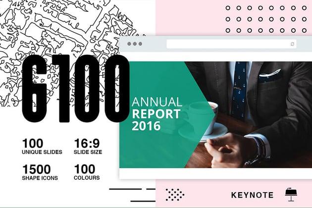 G100 Keynote Presentation