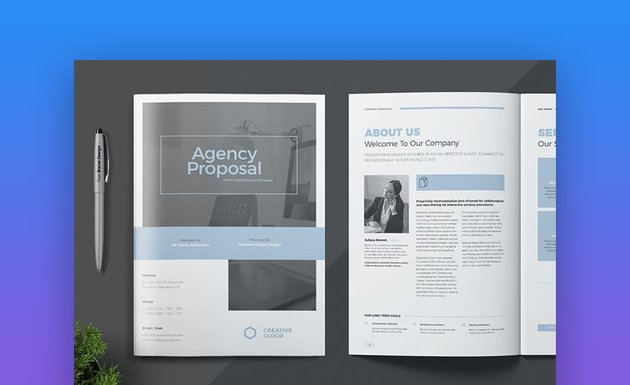 Agency Business Proposal Template