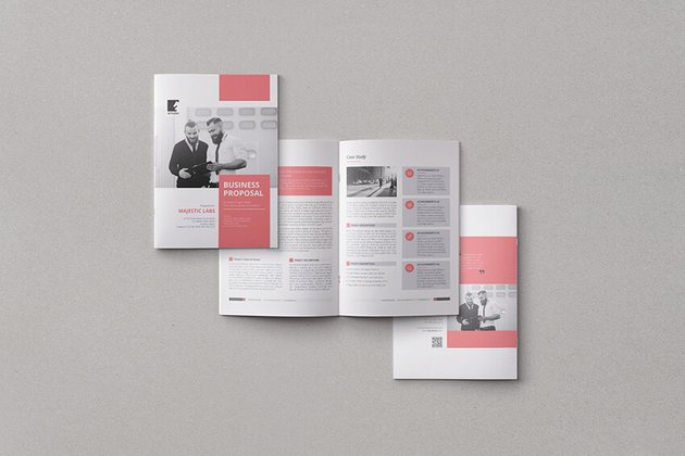 Business Proposal Project Template