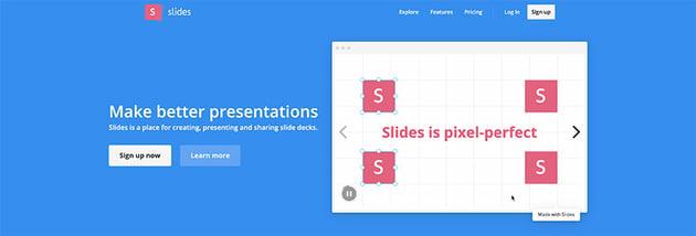 Slides software