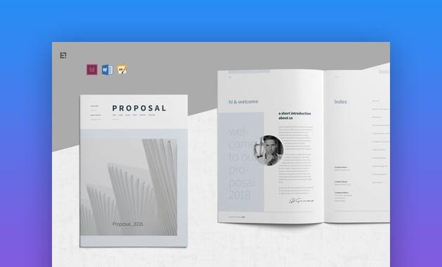 Proposal - Minimal Proposal for MS Word