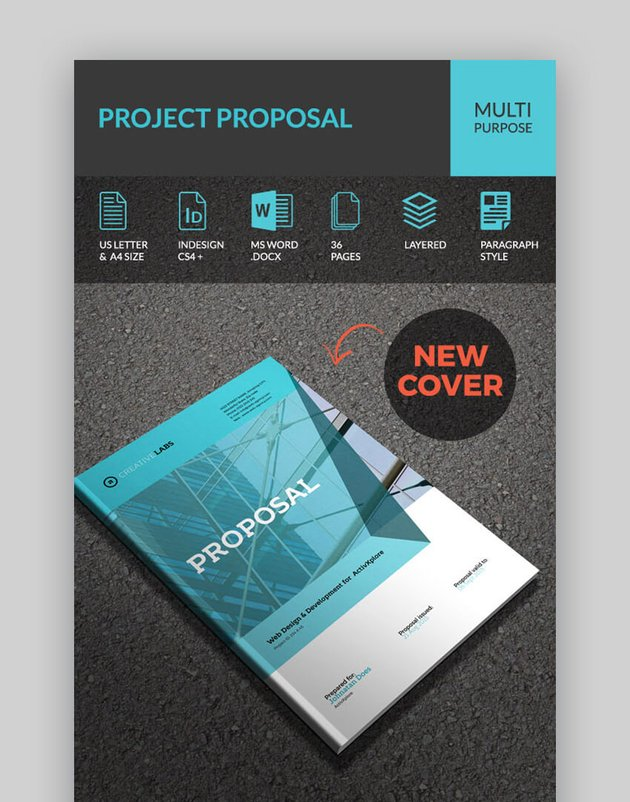Proposal - Project Proposal for MS Word