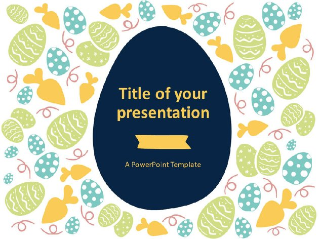Easter PowerPoint Cute PowerPoint Template