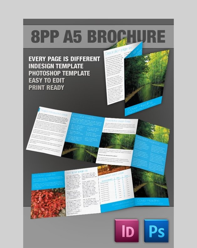 Photoshop Brochure - Versatile Brochure Design Template for Photoshop