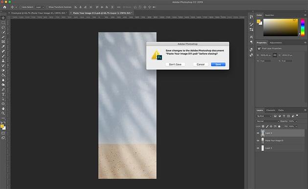 Adding images