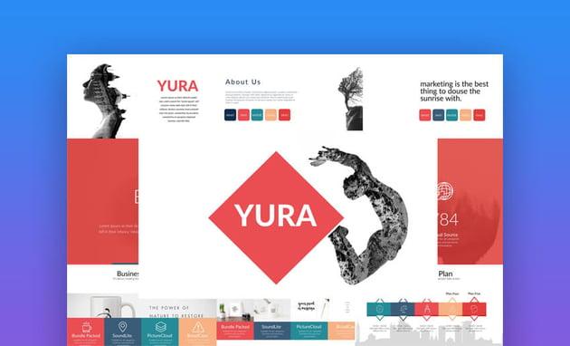 Yura PowerPoint Template