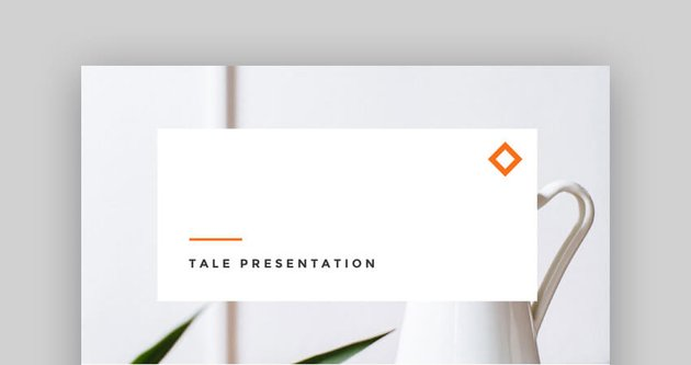 Tale Creative Google Slides Template for Professional Presentations