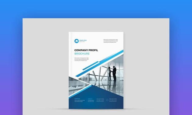 Corporate InDesign Brochure Design