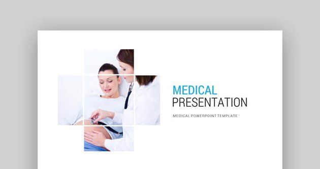 Medical - Professional Medical PowerPoint Template