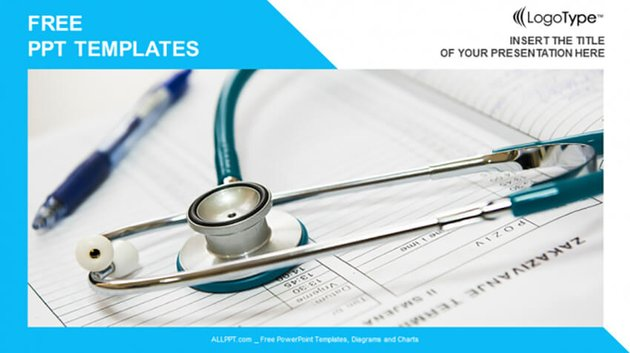 Emergency Free Medical PowerPoint Template