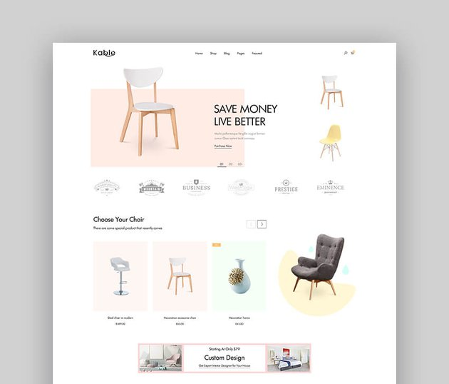 Kable - Best Versatile WooCommerce Theme