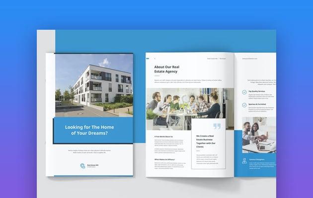 Real Estate Brochure