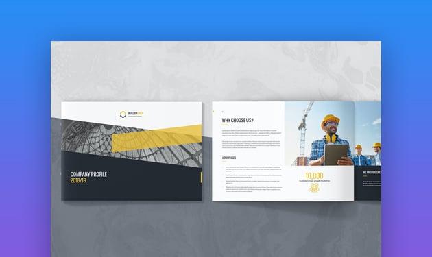 BuilderArch  Construction Company Profile
