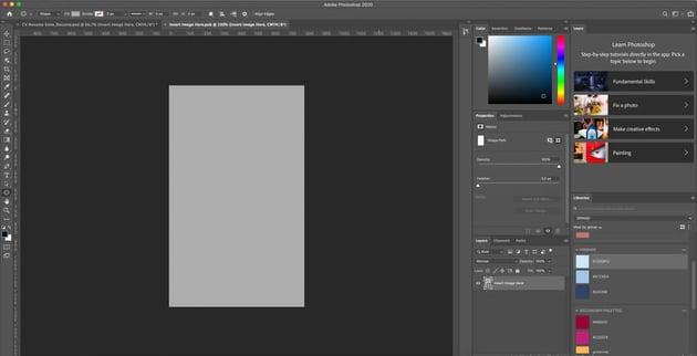Adding custom photos