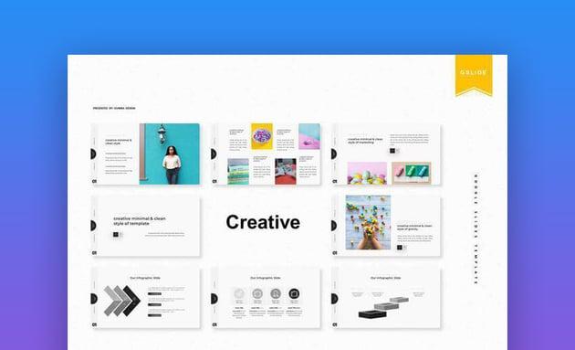 Creative Google Slides Template