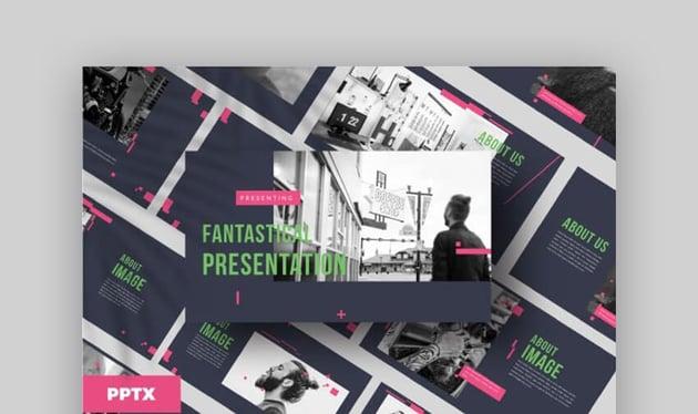 Fantastical Creative Google SlidesTemplate