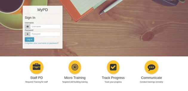 Free Moodle University Website Theme Fordson