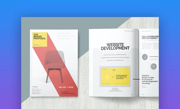 Creative Sales Proposal Template
