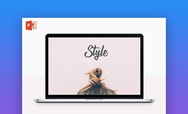 Style Multipurpose PowerPoint Template