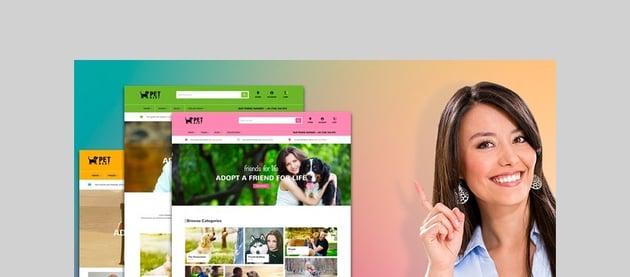 Petmart - Responsive Pet Supplies Shopify Theme