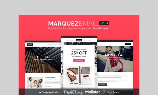 Marquez email newsletter