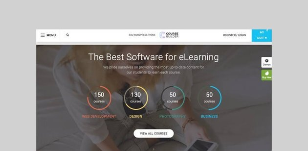 CBKit Course and LMS WordPress theme