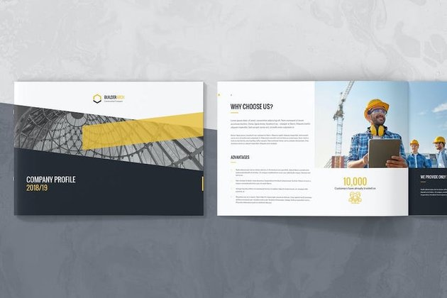 Builder Arch template