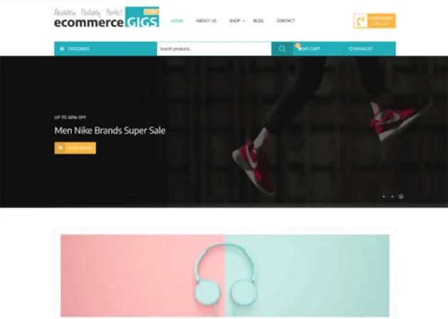 eCommerce Gigs