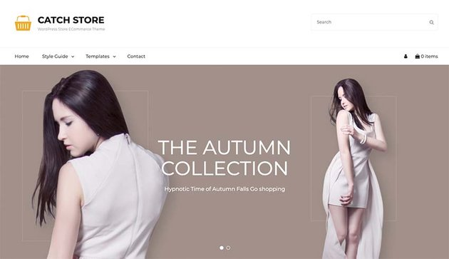 Catch Store WooCommerce Theme