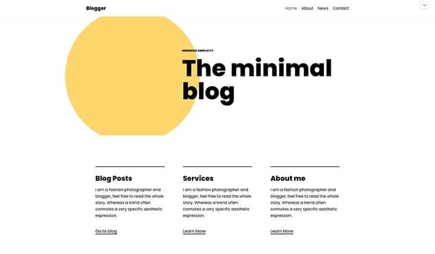 Neve - Free WordPress Theme