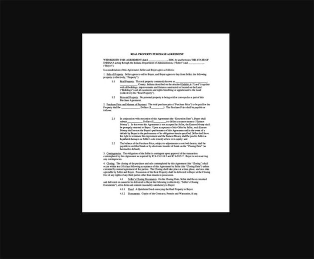 FREE 31+ Agreement Format Samples in MS Word | PDF
