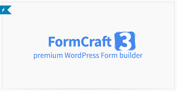 FormCraft - Premium WordPress Form Builder