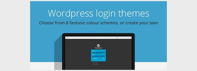 WordPress Login Themes