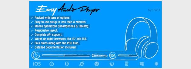Easy Audio Player
