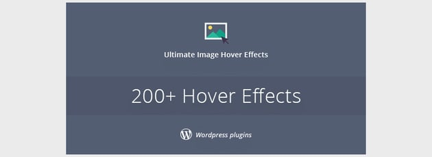 Ultimate Image Hover Effects Plugin For WordPress