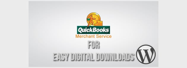 QuickBooks Intuit Gateway for Easy Digital Downloads