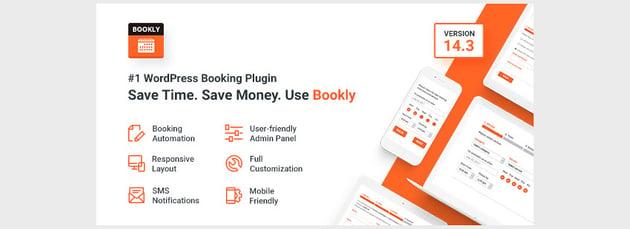 Bookly 1 WordPress Booking Plugin