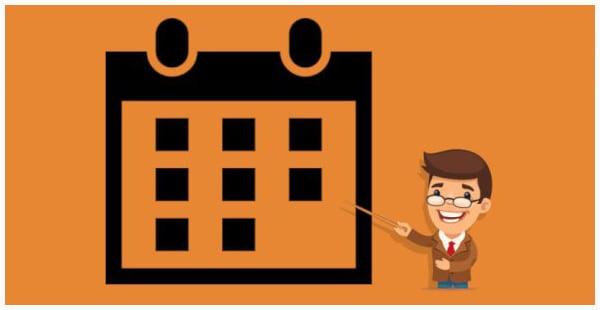 Goo Calendar