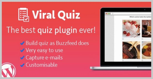 WordPress Viral Quiz
