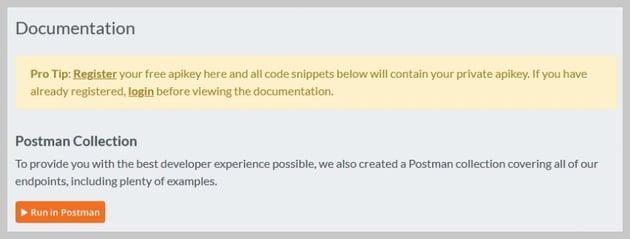Zenserp Registration Notice