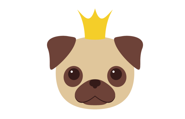 placing the crown