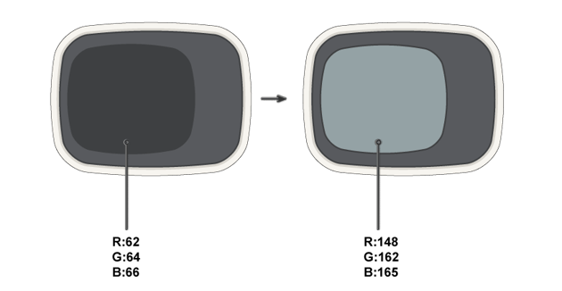 creating the screen