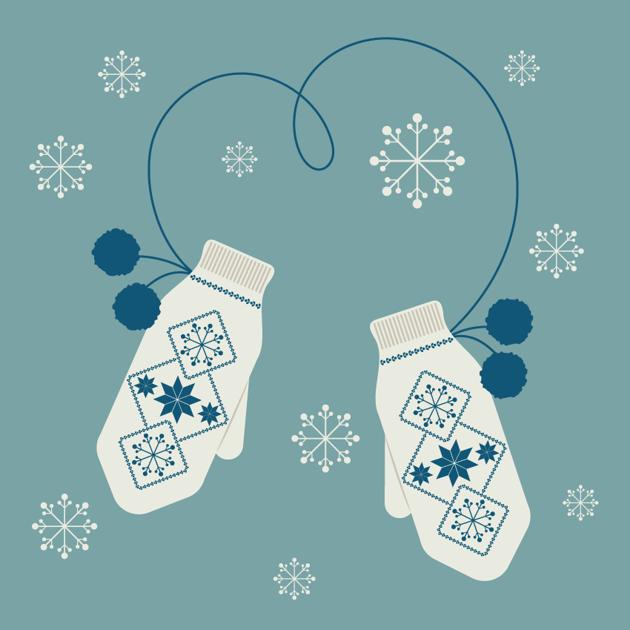 adding the snowflakes